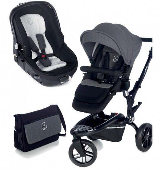 Trider Matrix Light2 krāsa T34 Jet Black 2018