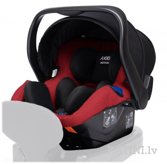 ModuKid Infant krāsa Red